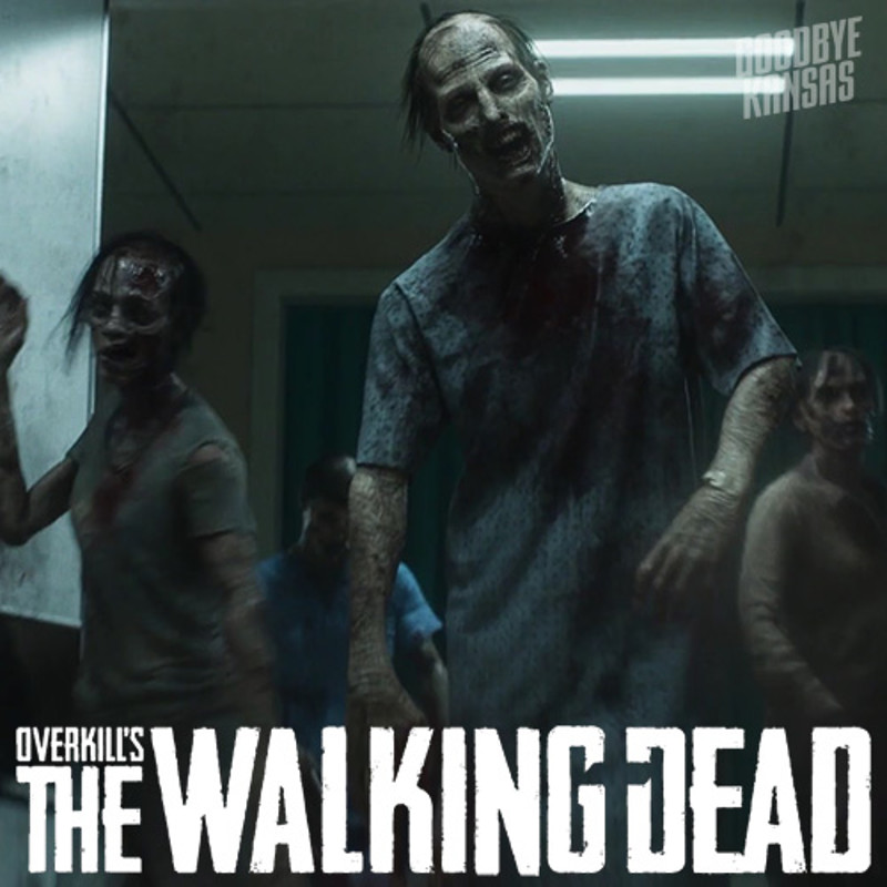Overkill's The Walking Dead: Cinematic trailers