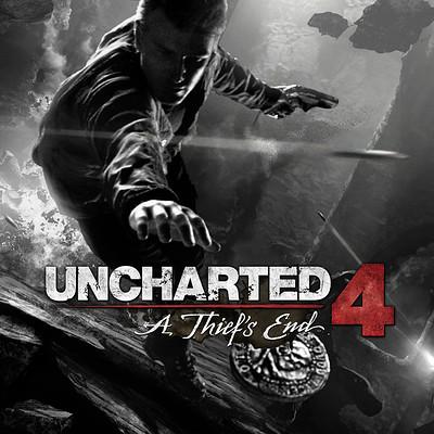 Eva kedves uncharted4 logo
