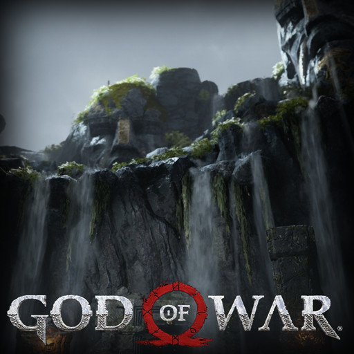 Waterfalls of God Of War