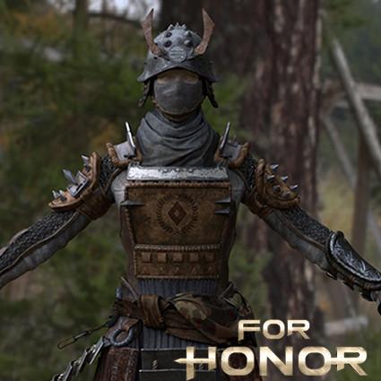 For Honor E3 2018- Mariko