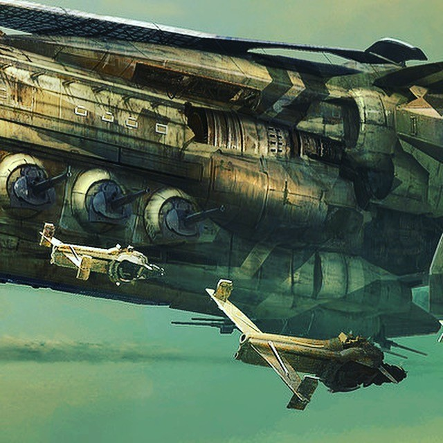 Robota ship