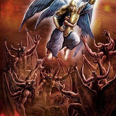 Daniel acosta escape del infiernobl