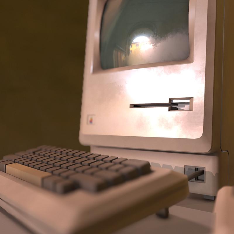 Macintosh 1 Model