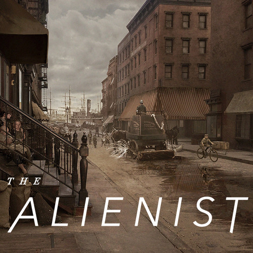 The Alienist - Conor's House