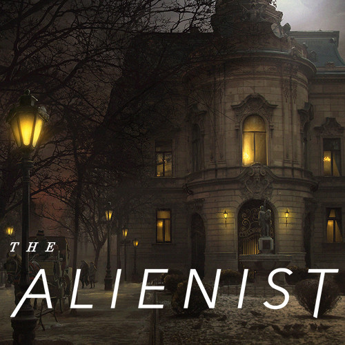 The Alienist - Delmonico's Exterior