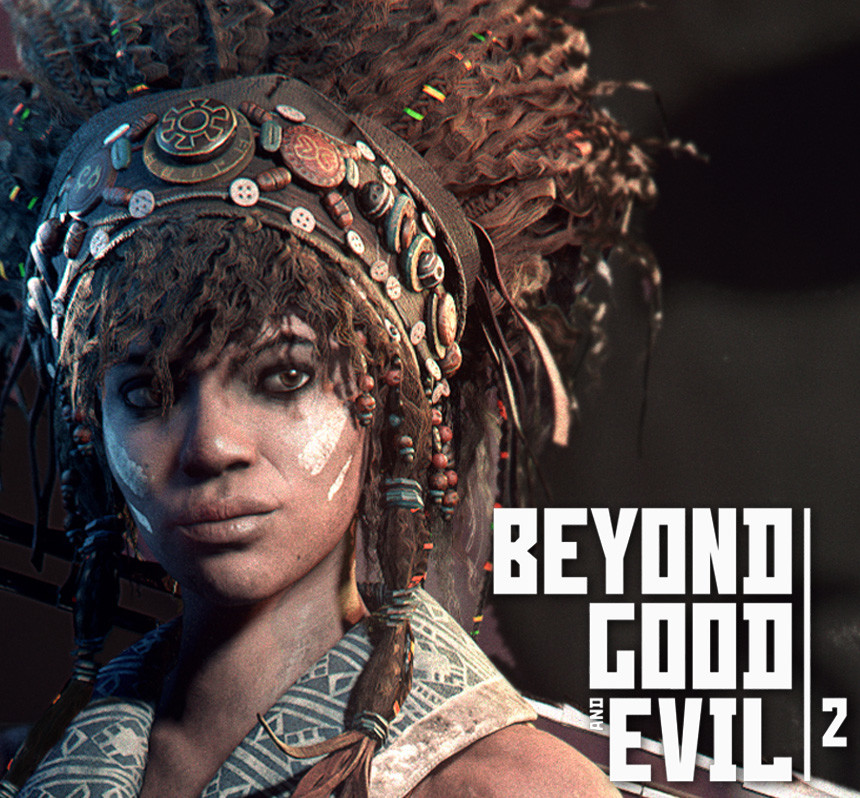 Playable Character Beyond Good and Evil 2 Demo E3 2018