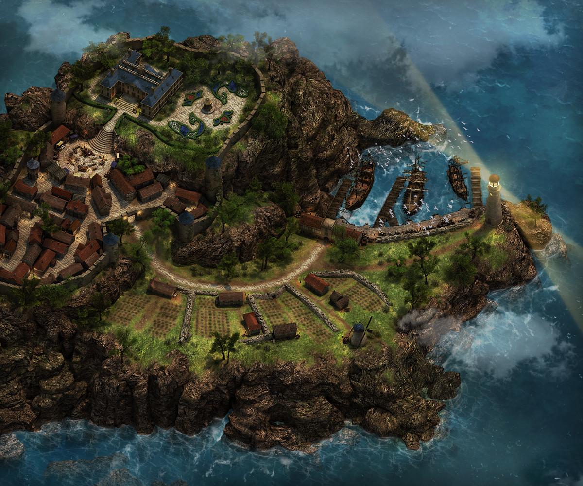 Commonwealth Island Selection