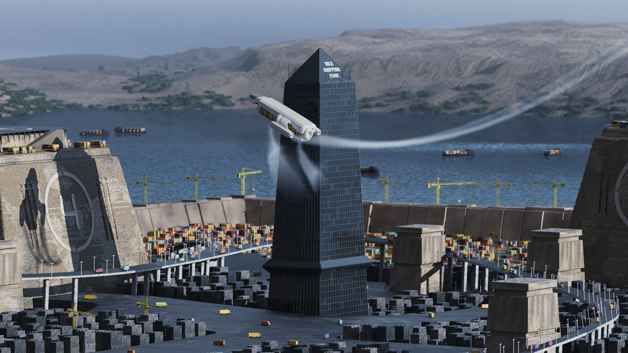 Nile Spaceport
