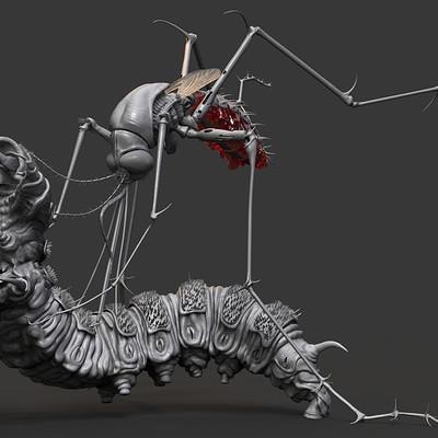 Dariusz andrulonis dariusz andrulonis 1 komarz gasienica2c
