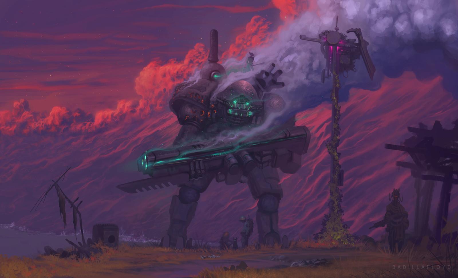 Nubes Finales - Artwork