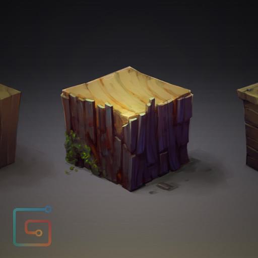 Wood Tutorial Pack