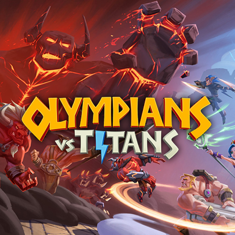 Full production trailer & Animatic / Olympians vs Titans
