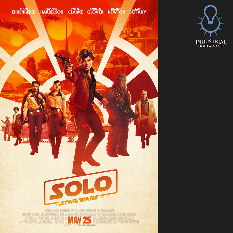 Solo - Trailer Environments and Featurette