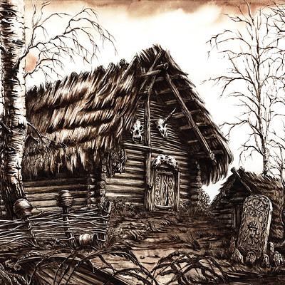 Elwira pawlikowska slavic hut 2400