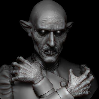 Nosferatu Sculpt