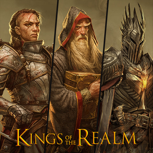 Kings of the Realm Commanders