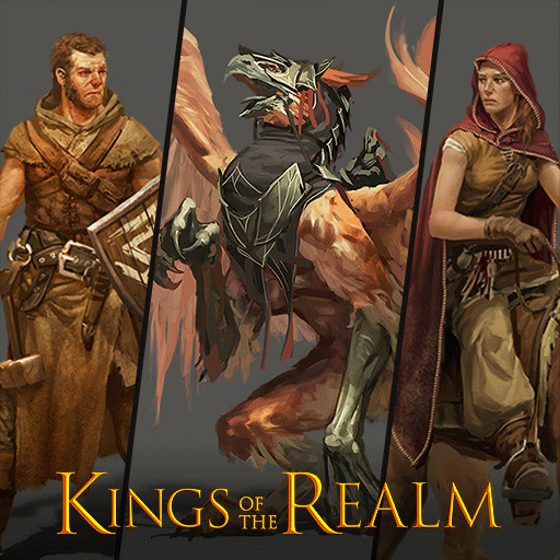 Kings of the Realm Character Concepts