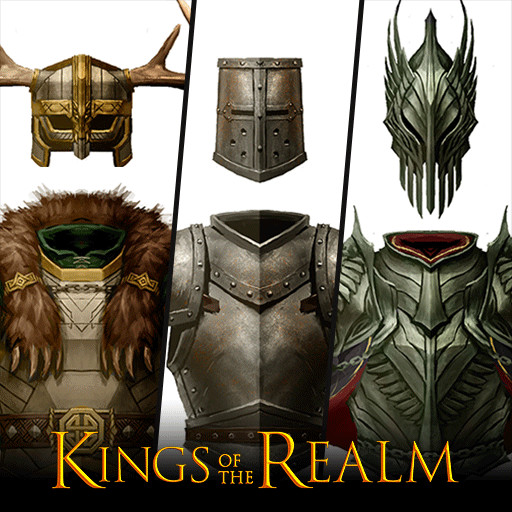 Kings of the Realm Armor Concepts