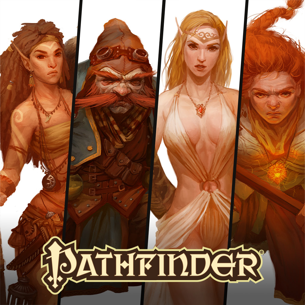 Pathfinder NPC Codex Characters