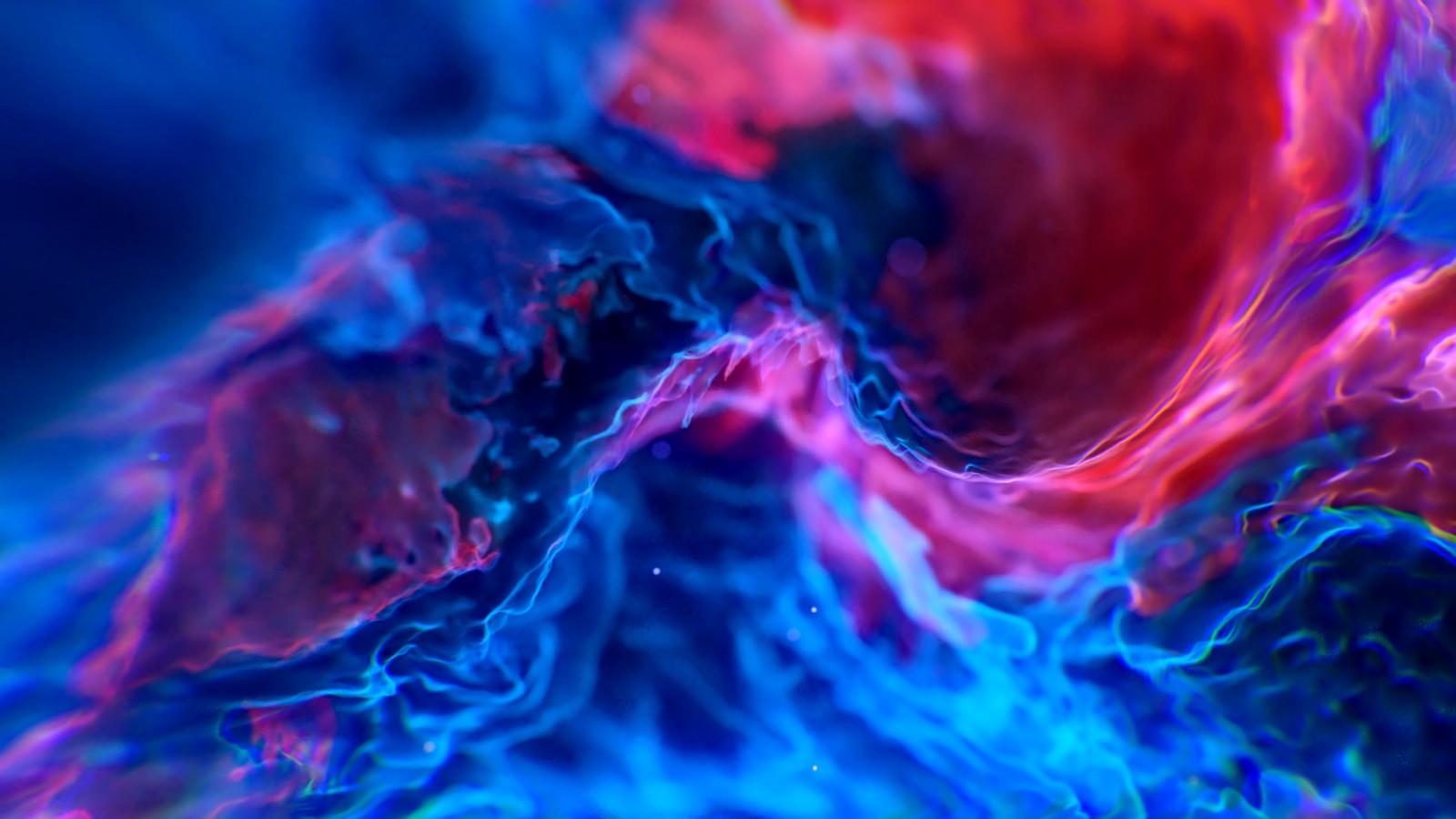 Nebula Collision