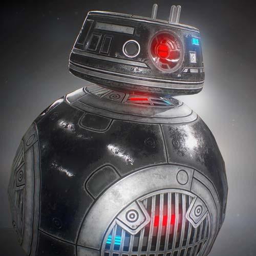 STAR WARS : droid Robot