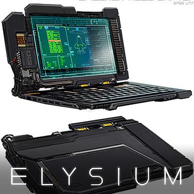 ELYSIUM - PROPS