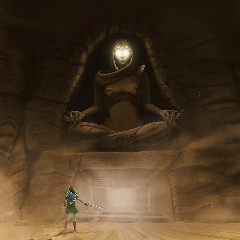 The Temples - Album Artwork for Ro Panuganti