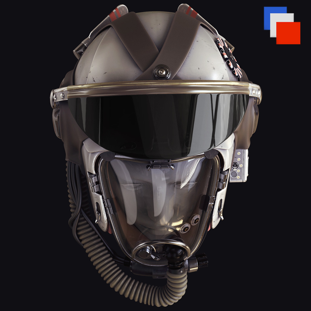 Black Sky Monarchy; High Altitude Helmet