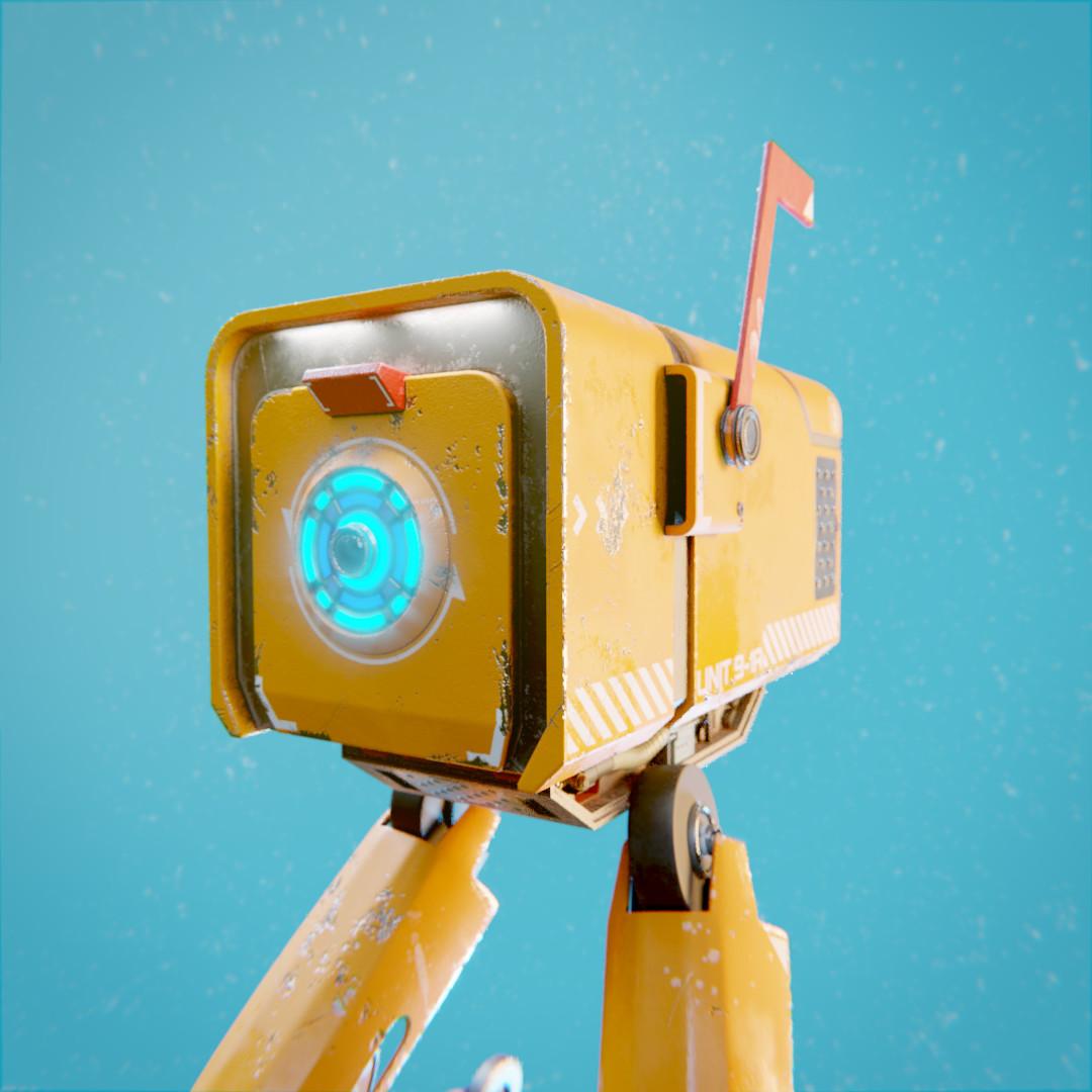 Mailbot [Animation]