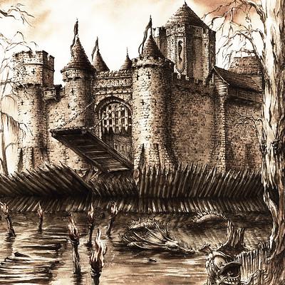 Elwira pawlikowska swamp fortress grimdream