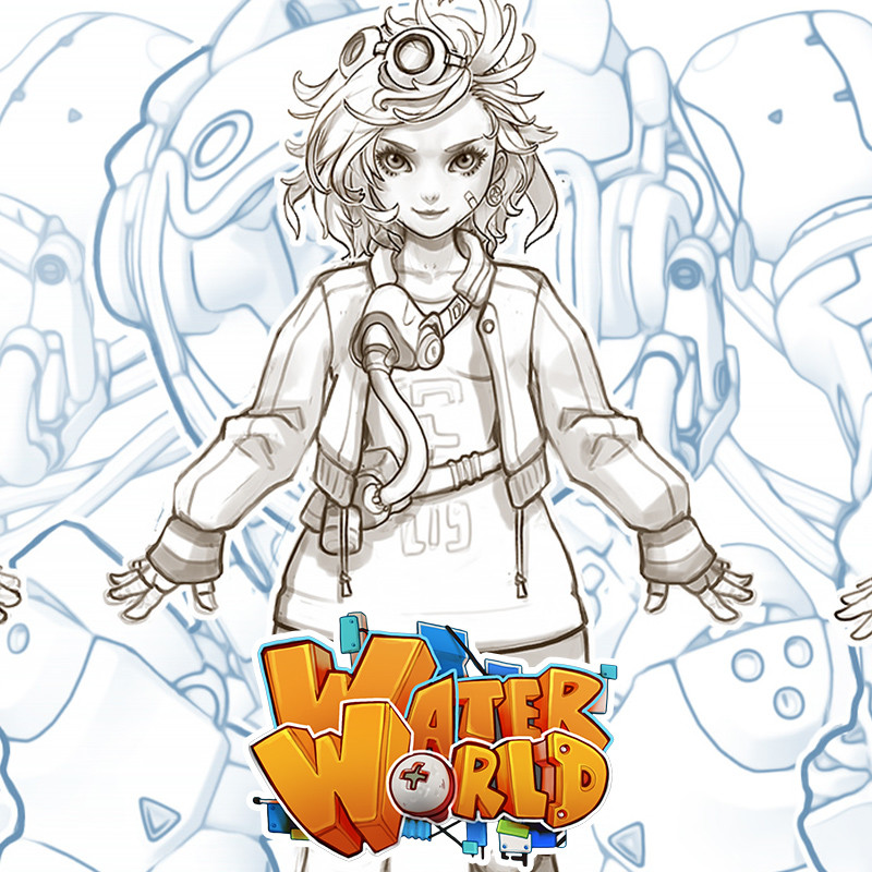 WaterWorld - Mee Outfit Concepts