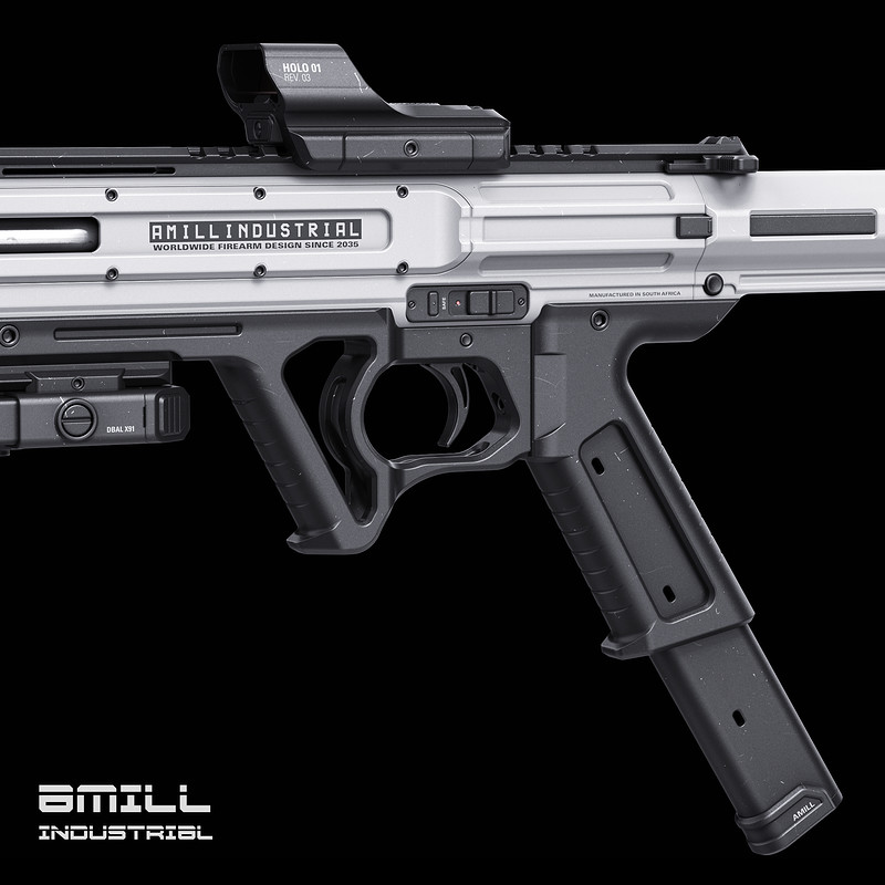 Amill Industrial - SMG01