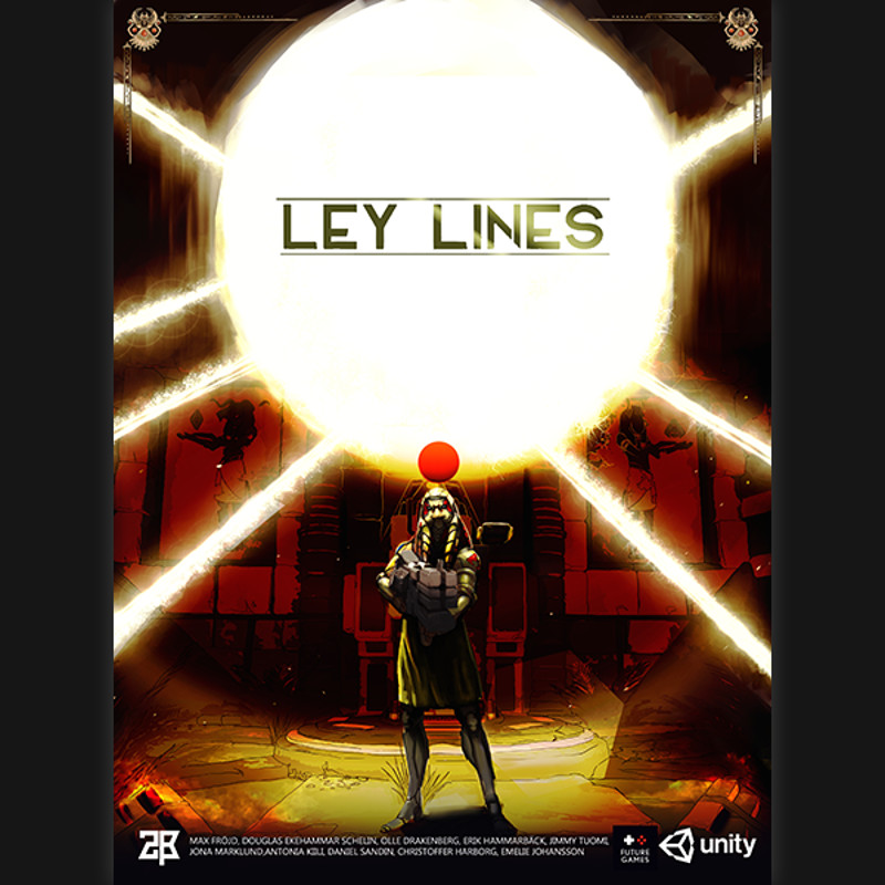 Ley Lines - 7 week game project