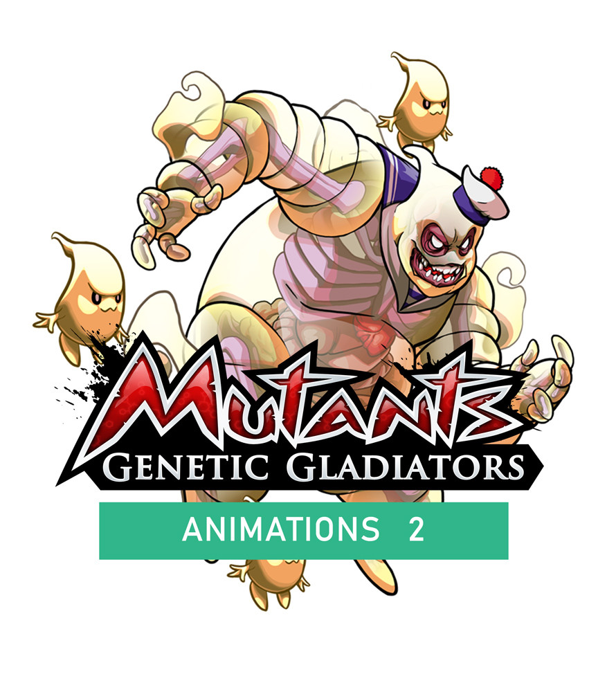 Mutants - Character animations 2