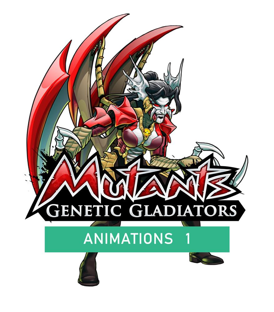 Mutants - Character animations 1