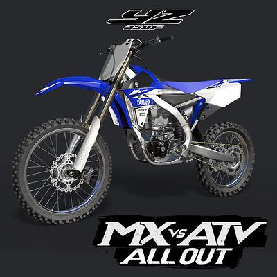 Rally game studio thumb yamaha t 250f