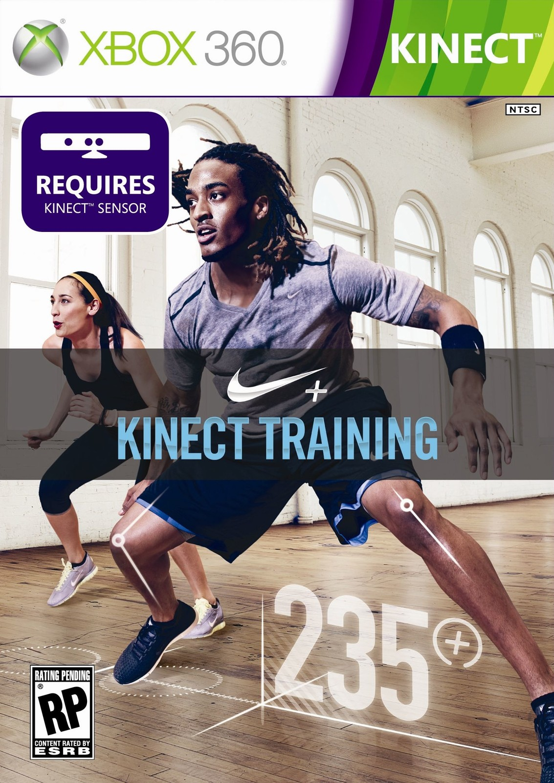 Nike Kinect Training Official E3 Trailer