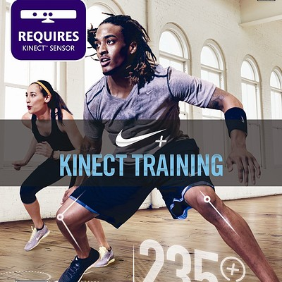 Colin morrison nike kinect training x360 us rp