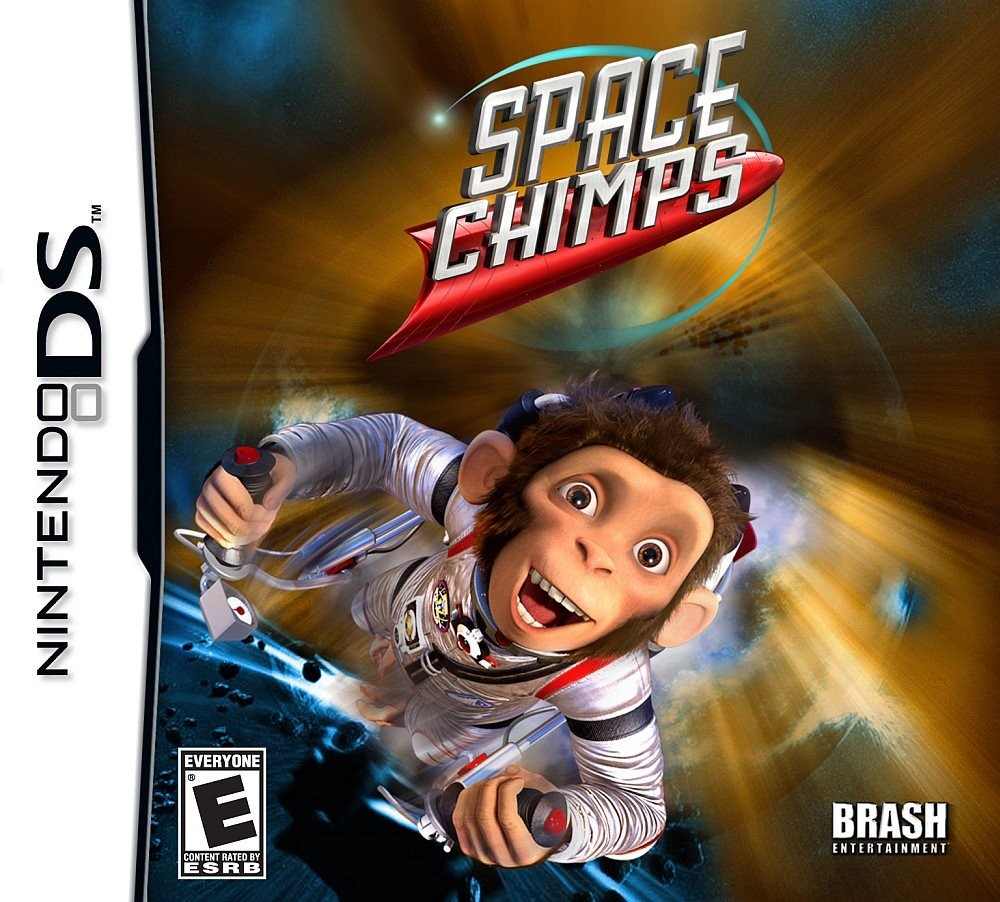 Space Chimps: The Videogame (Wii/DS) -  Trailer