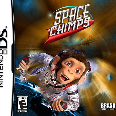 Colin morrison space chimps nds us esrb