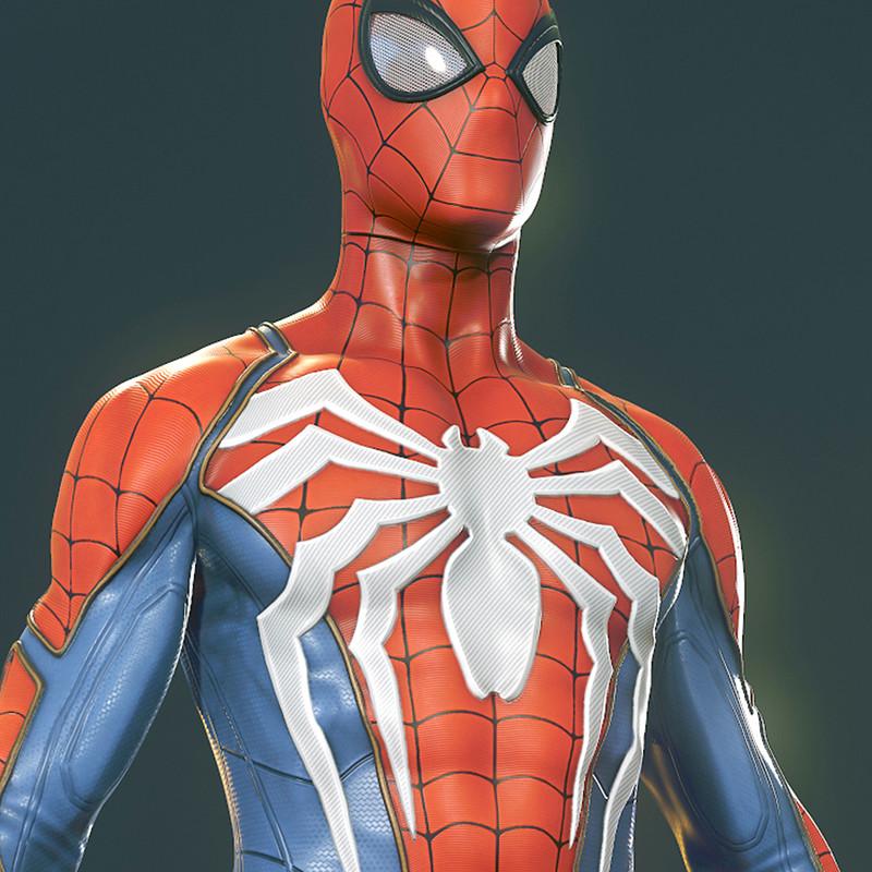 Marvel's Spiderman (fan art)