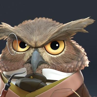 Javier diaz owl thumbnail v001
