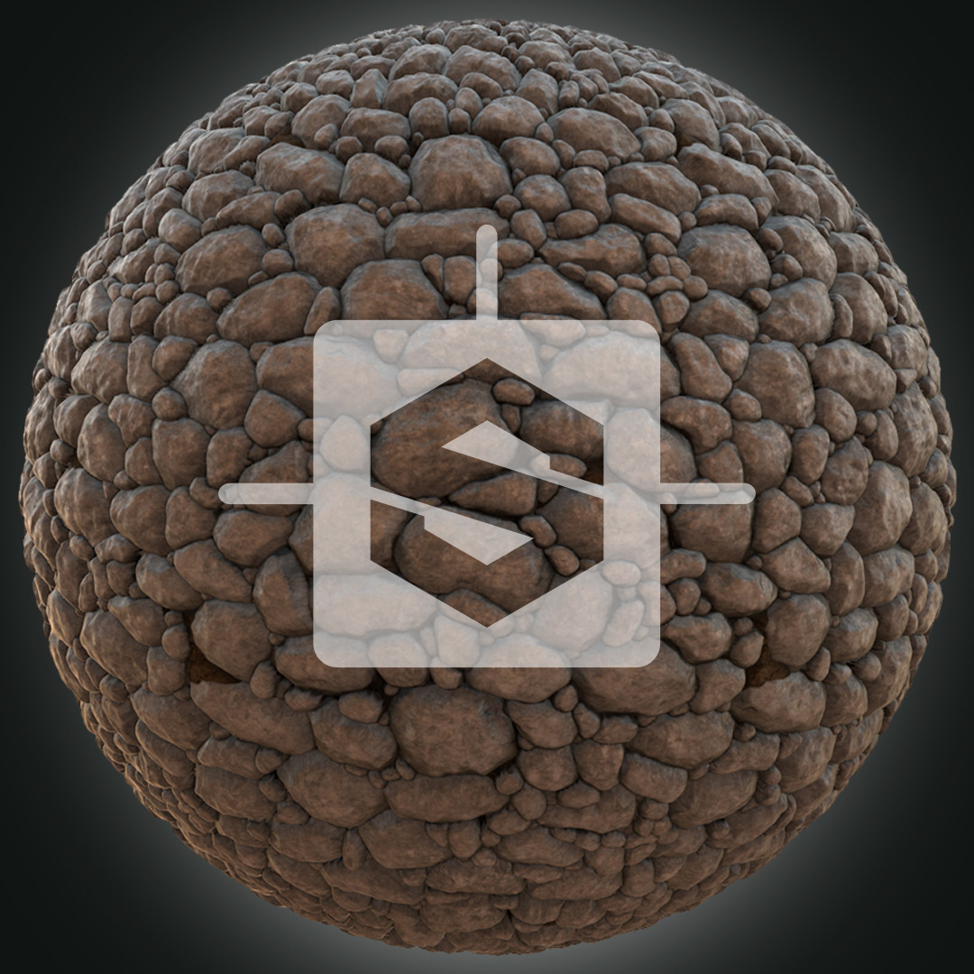 Stylized Stones