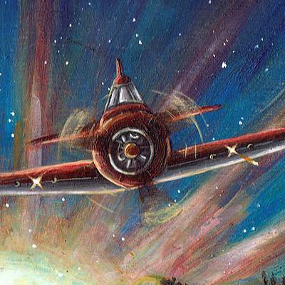 Diane georges dm screen crimson skies detail 2
