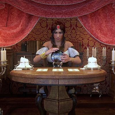 Artem danylov artem danylov fortune teller thumb