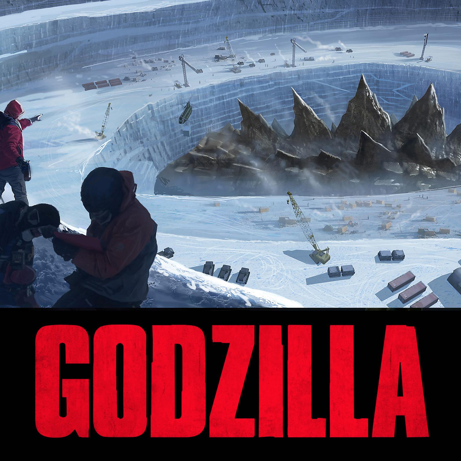 Ancient Godzilla discovery