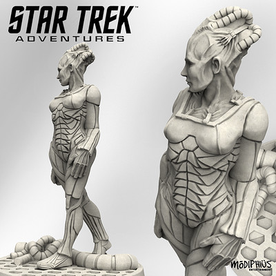 Borg Queen - Star Trek Adventures