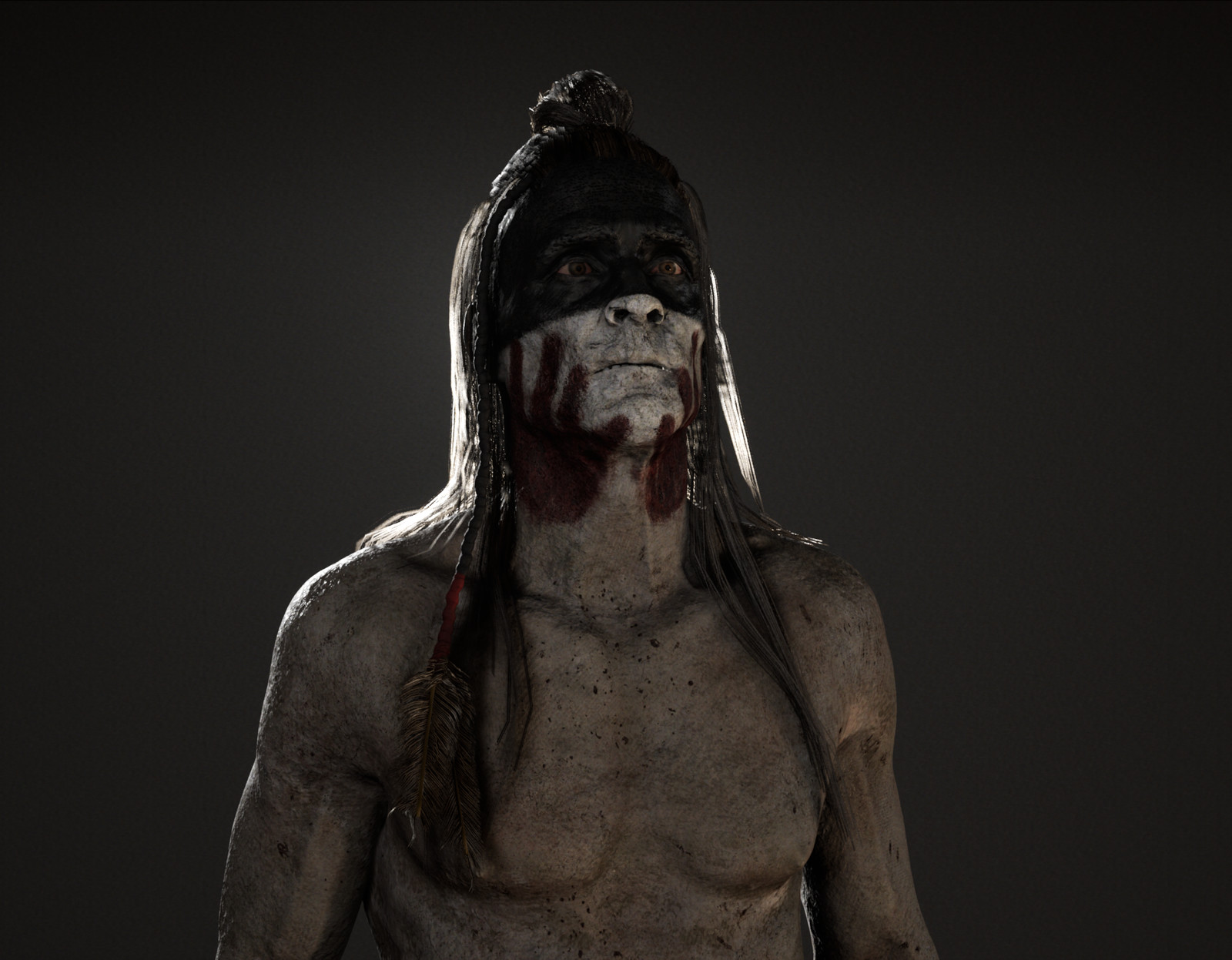 Akecheta from Westworld