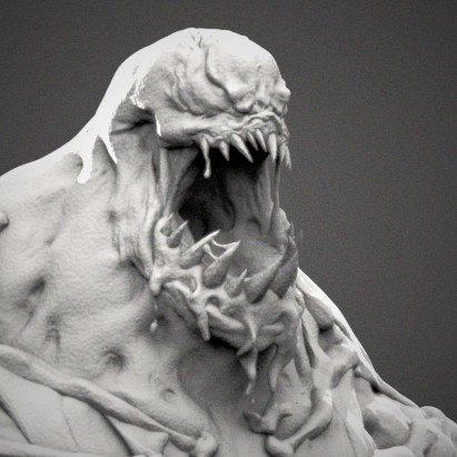 Venom High Poly