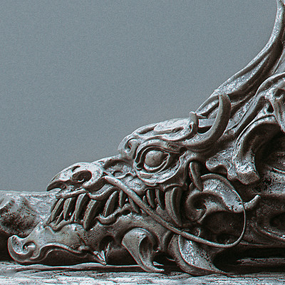 Zhelong xu detail1